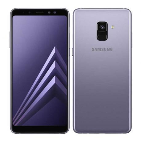 Samsung Galaxy A8+ (2018) - Orchid Grey