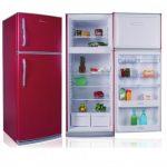 Réfrigérateur MONTBLANC FRG452 435 Litres Rouge