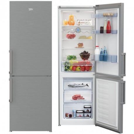 Réfrigérateur Combiné BEKO RCSE400M21X