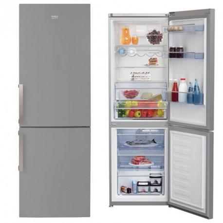 Réfrigérateur Combiné BEKO RCNA340K21X