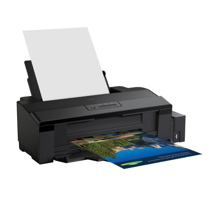 Imprimante EPSON Jet D'encre Couleur L1800 - A3 + (C11CD82403)
