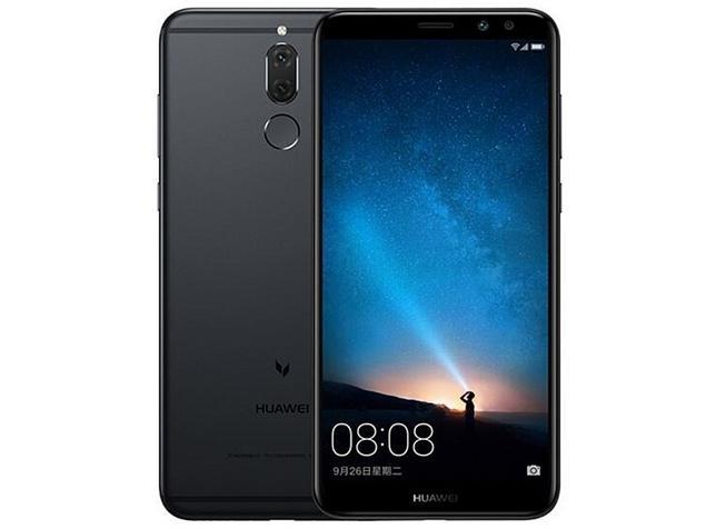 Smartphone Huawei Mate 10 Lite Double SIM 64 Go : noir