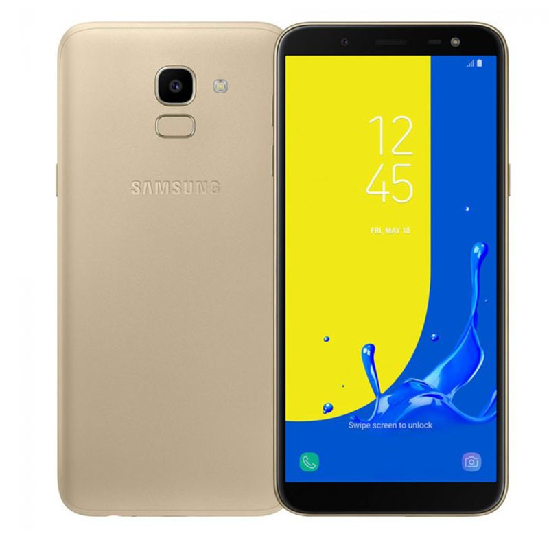 Smartphone SAMSUNG Galaxy J6 Noir