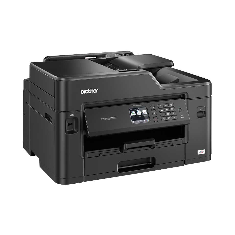 Imprimante jet d'encre BROTHER MFC-J5330DW 4en1 Couleur Wifi