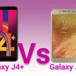 galaxy j4+ vs j4