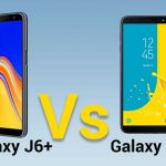 Galaxy j6 plus vs j6