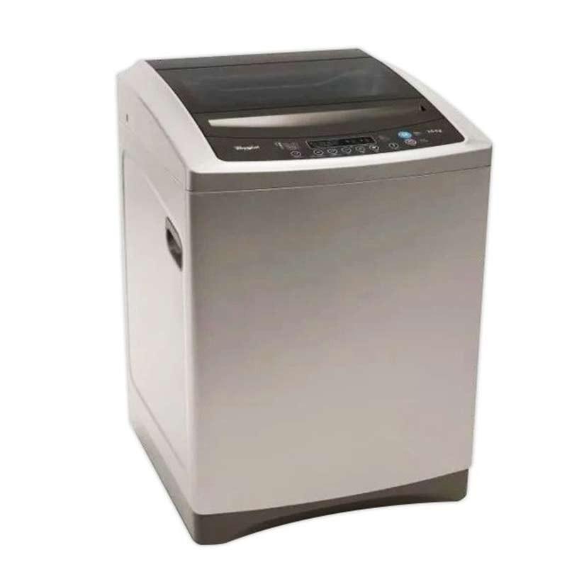Machine à Laver Top Load WHIRLPOOL WTL1000FRSL 10.5 Kg Automatique Silver
