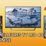 tv led 40 pouces
