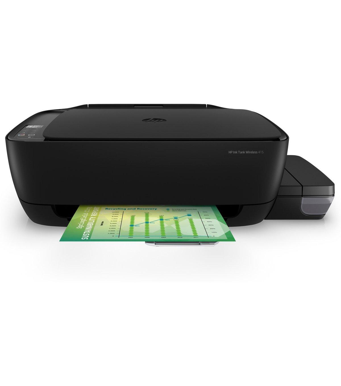 Imprimante Jet d'encre HP Ink Tank 415 3en1 à Réservoir Intégré WiFi (Z4B53A)