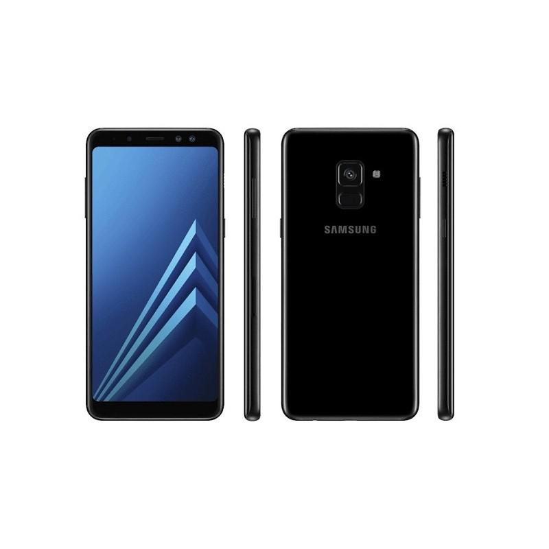 Smartphone SAMSUNG A6 Plus 4G Noir (SM-A605F)