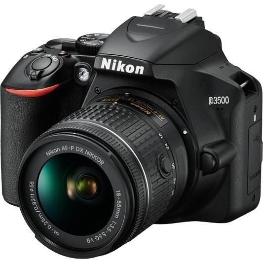 Appareil Photo NIKON D3500 + Objectif 18X55mm +Sacoche