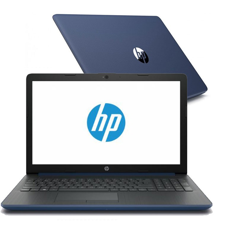 PC Portable HP 15-DA0005NK i3 7è Gén 4Go 1To - Bleu (4BY23EA)