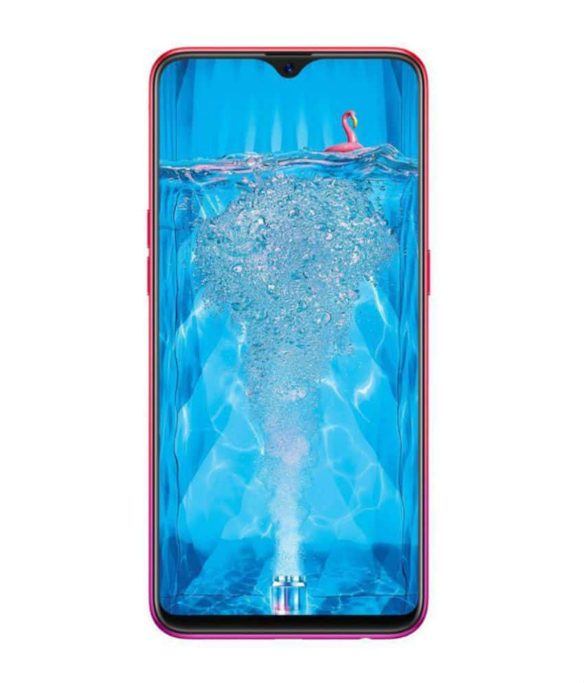 Smartphone OPPO F9 - Bleu