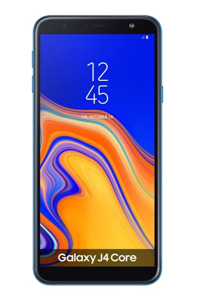 SMARTPHONE SAMSUNG CALAXY J4 CORE BLACK 4G