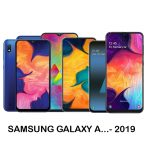 Comparer samsung galaxy A